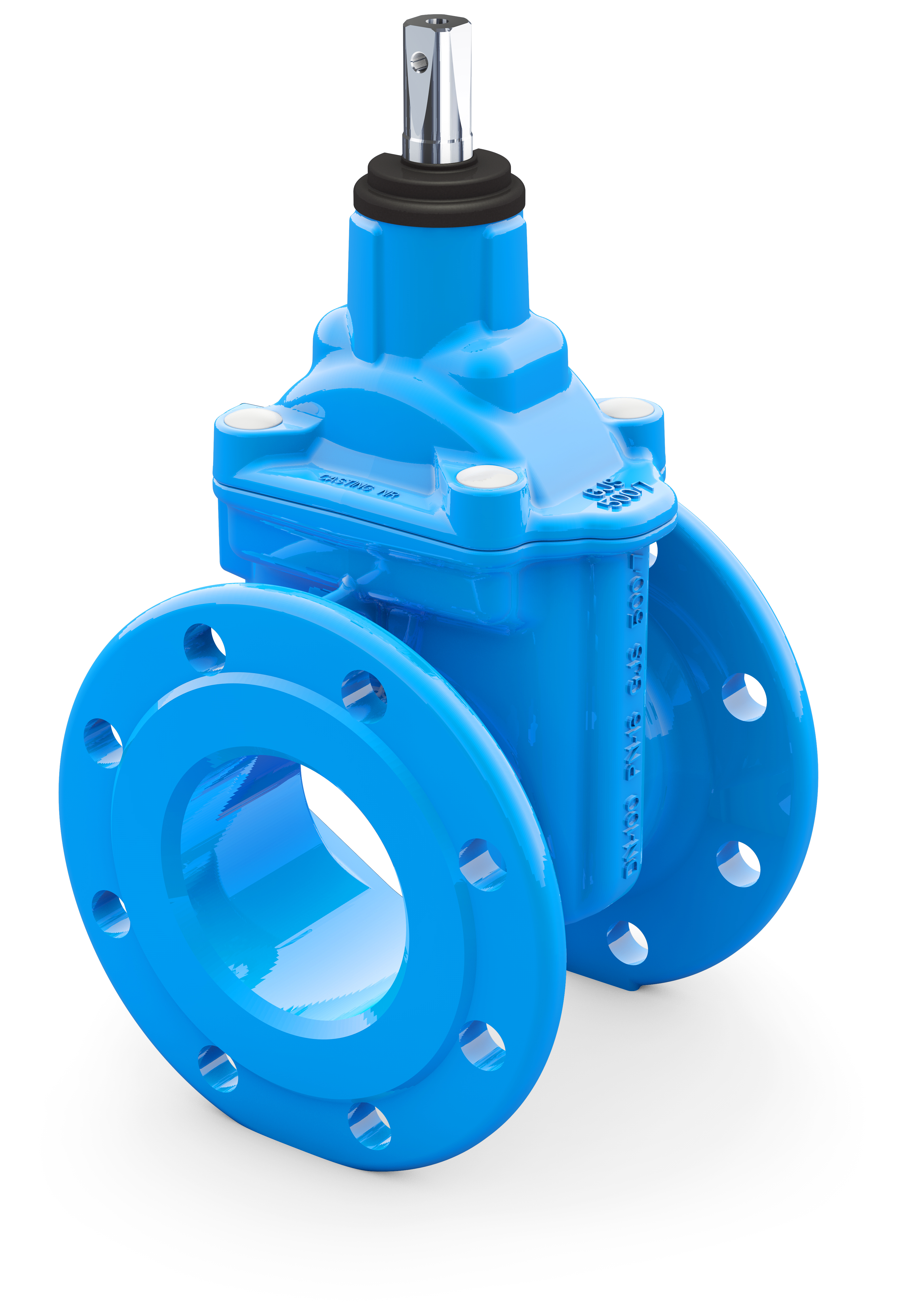 Resiliant Seated Gate Valve INFINITY